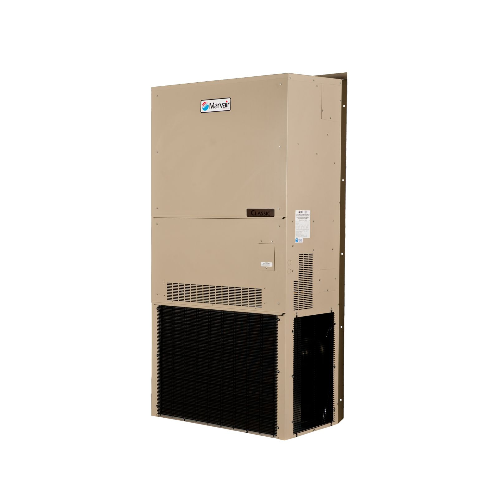 marvair avpa36aca000m5 a2 100 wall mount ac modpac 3 ton 208 view full size in new tab