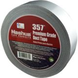 Nashua 1086141 - 357 Silver Premium Duct Tape 48mm X 55m
