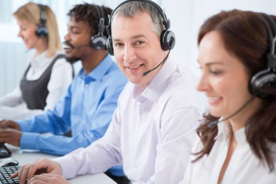 Customer support representatives
