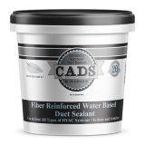 Polymer Adhesives CADS-1(G) - Airseal  - CADS-1 Grey, Fiber Reinforced Water Based Duct Sealant