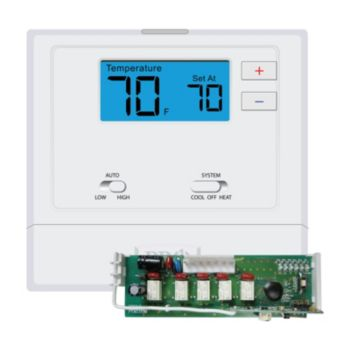 Pro1 T631w 2 Wireless Ptac Thermostat Non Programmable With 2