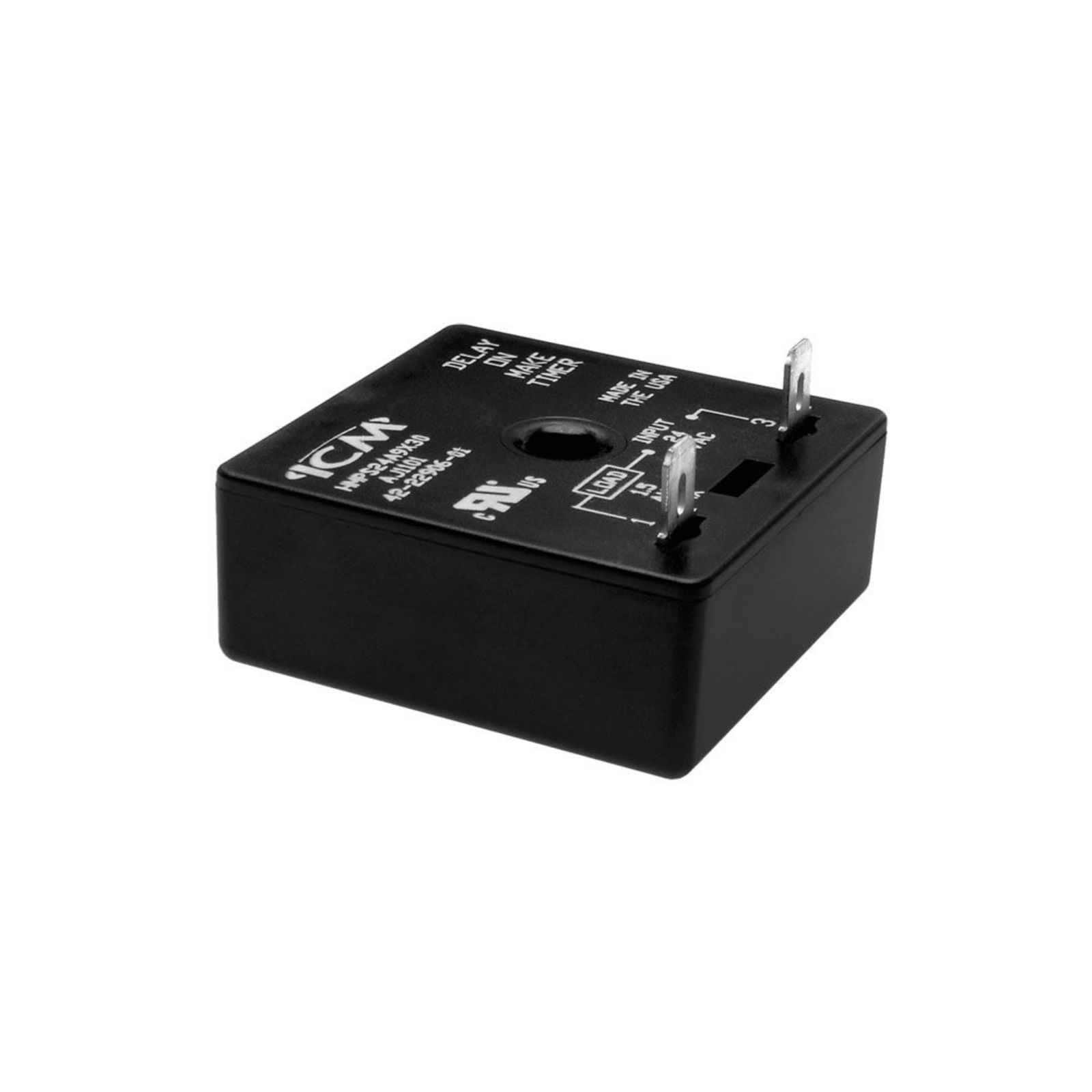 ICM 42-22906-01 - Time Delay Relay - On Delay on Make