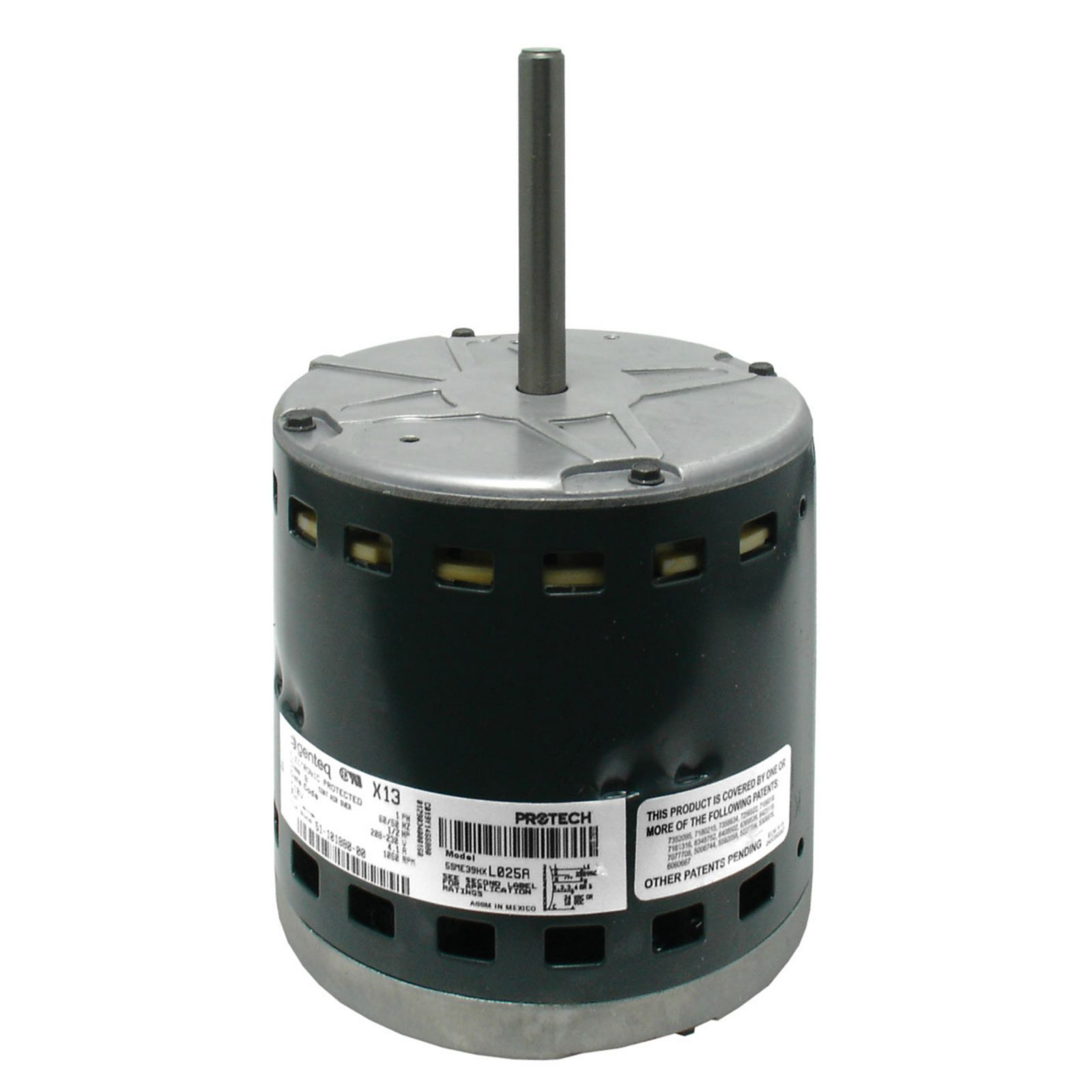 Genteq 51 101880 00 motor and module x 13 230v 12 hp view full size in new tab asfbconference2016 Images