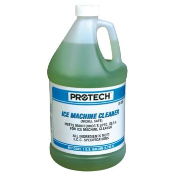 manitowoc machine cleaner gallon
