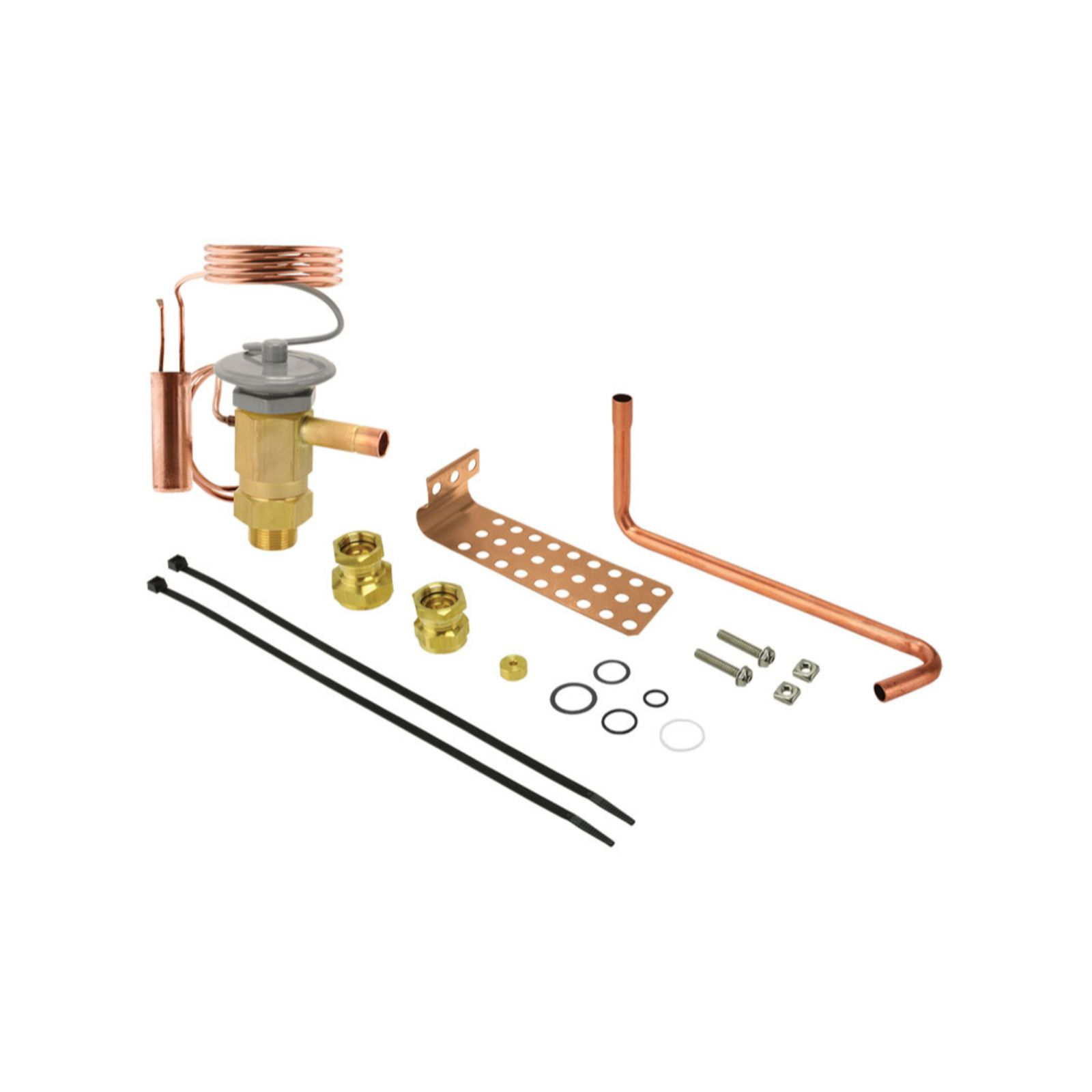 Rheem Pd619064 Expansion Valve Kit Txv 1439973210625 Diagram