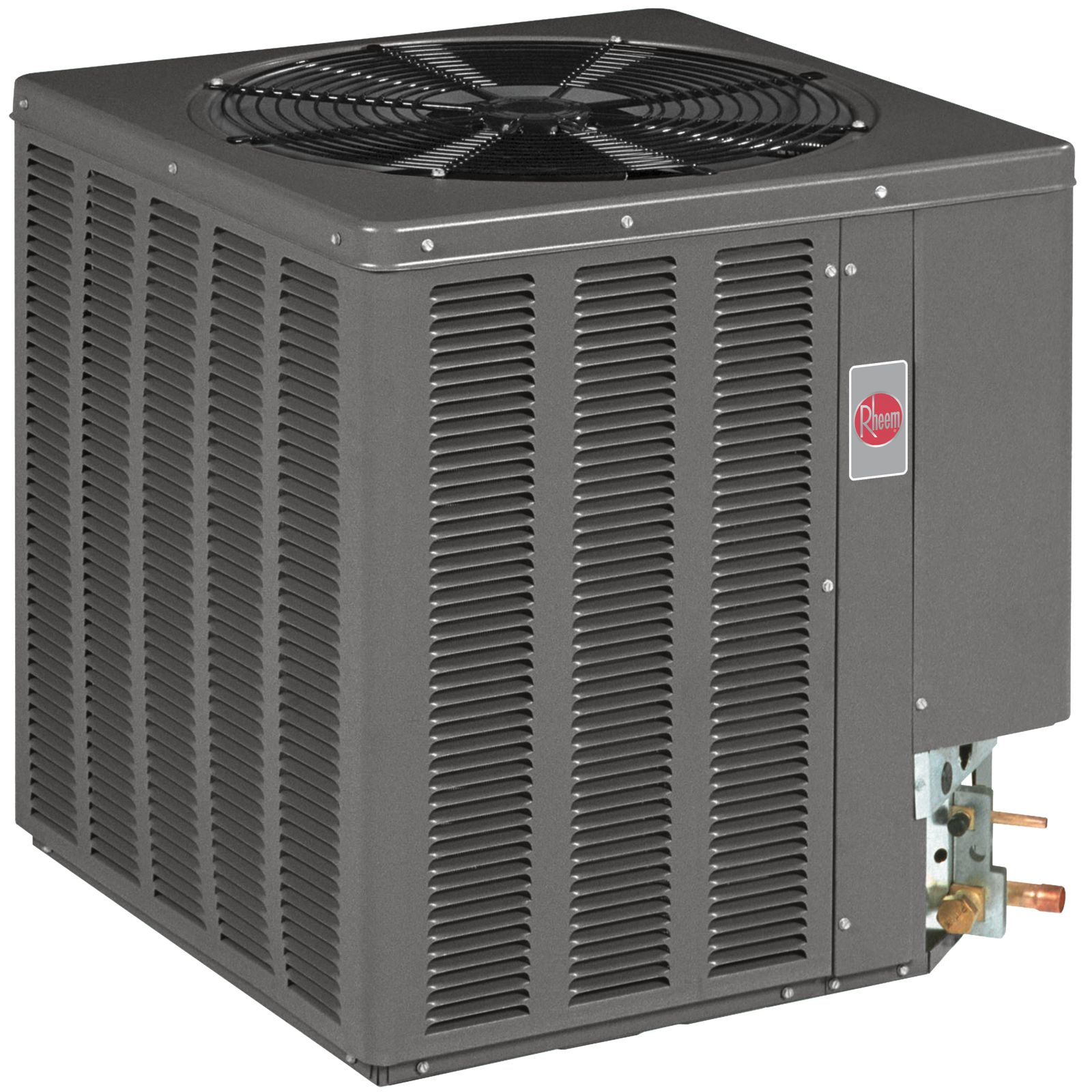 Rheem 13AJN30A01 - Value Series 2 1/2 Ton, 13 SEER, R410a Air Conditioner  Condenser