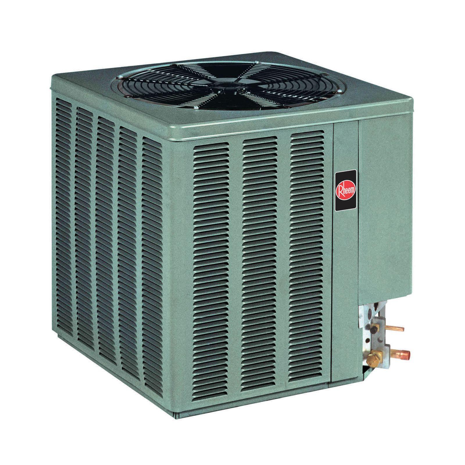 Rheem 15PJL18A01 - Value Series 1 1/2 Ton, 15 SEER, R410a Heat Pump ...