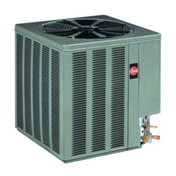 Rheem 15pjl30a01 Value Series 2 1 2 Ton 15 Seer R410a