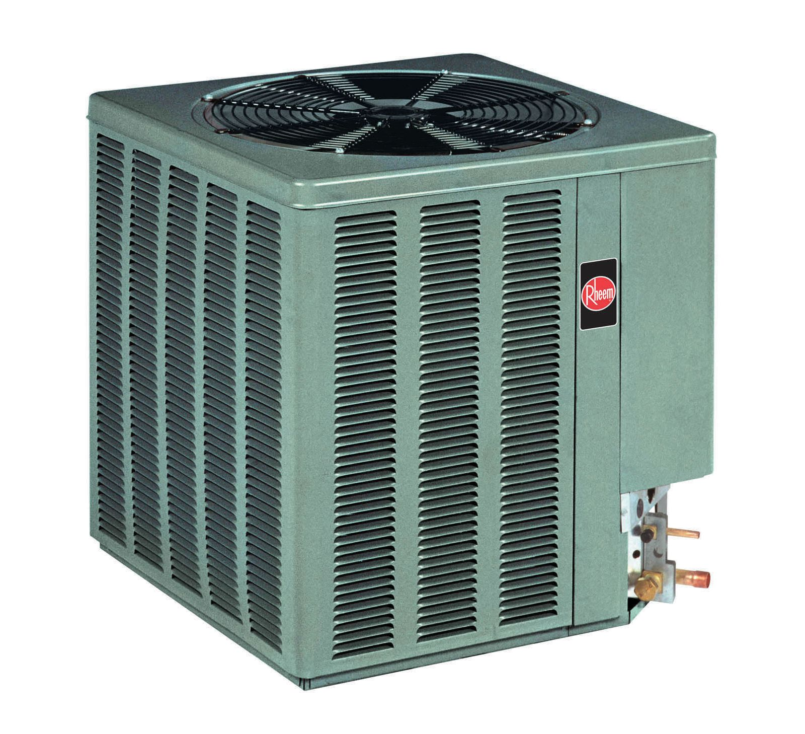 rheem heat contactor wiring diagram