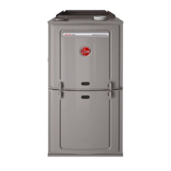 Rheem r802va075421mxa prestige 80 gas furnace two stage for Variable speed motor furnace