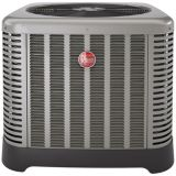 Rheem RA1424BJ1NA - Classic® Series 2 Ton 14 SEER Single Stage Air Conditioner, 208-230/1/60