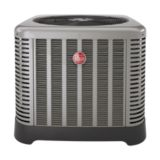 Rheem RA1624AJ1NB - Classic 2 Ton 16 SEER Single Stage Condenser With High/Low Pressure, 208-230/1/60