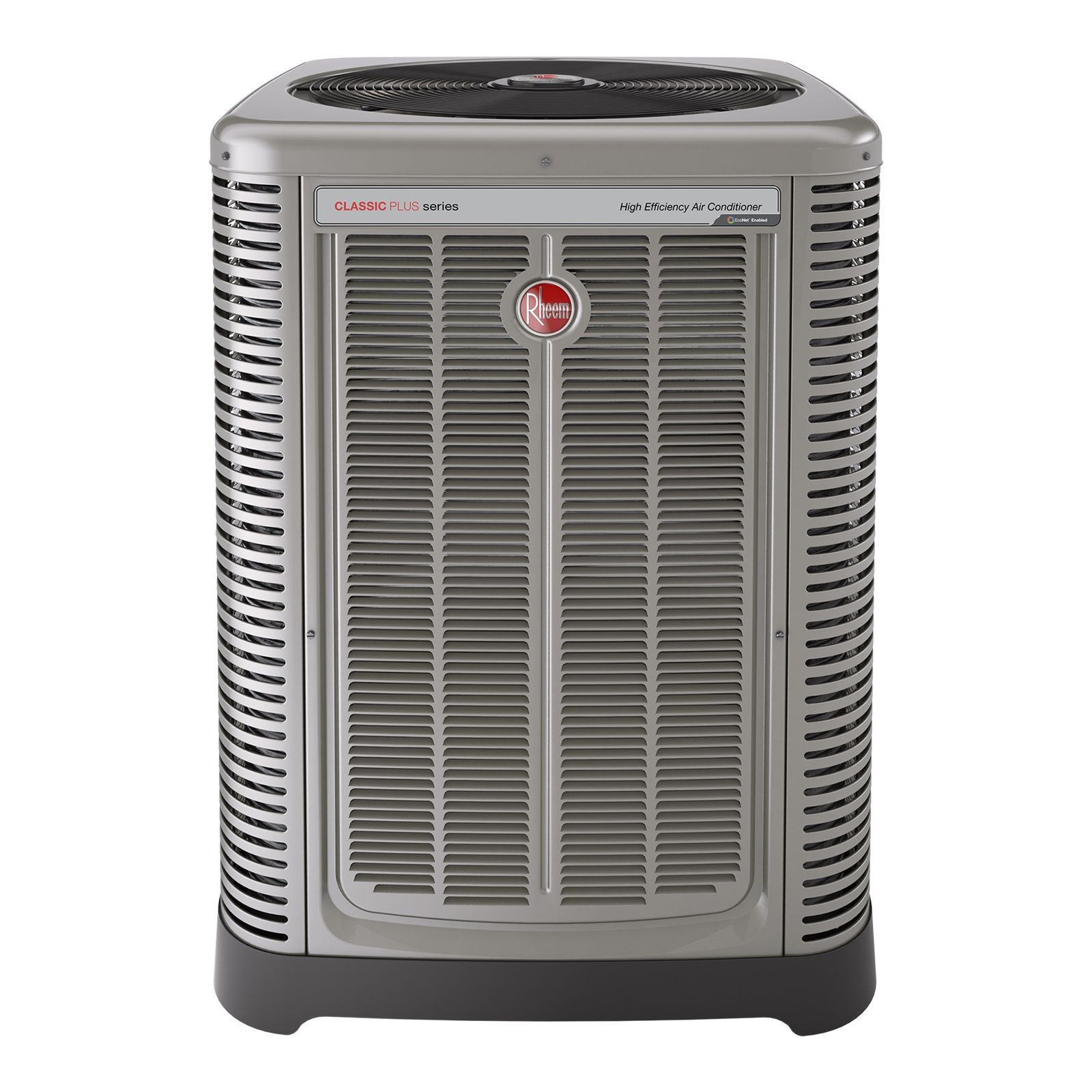 Rheem Ra1736aj2cb Classic Plus 3 Ton 17 Seer Two Stage Econet Marvair Air Conditioners Wiring Diagrams Enabled Conditioner 208 230 1 60