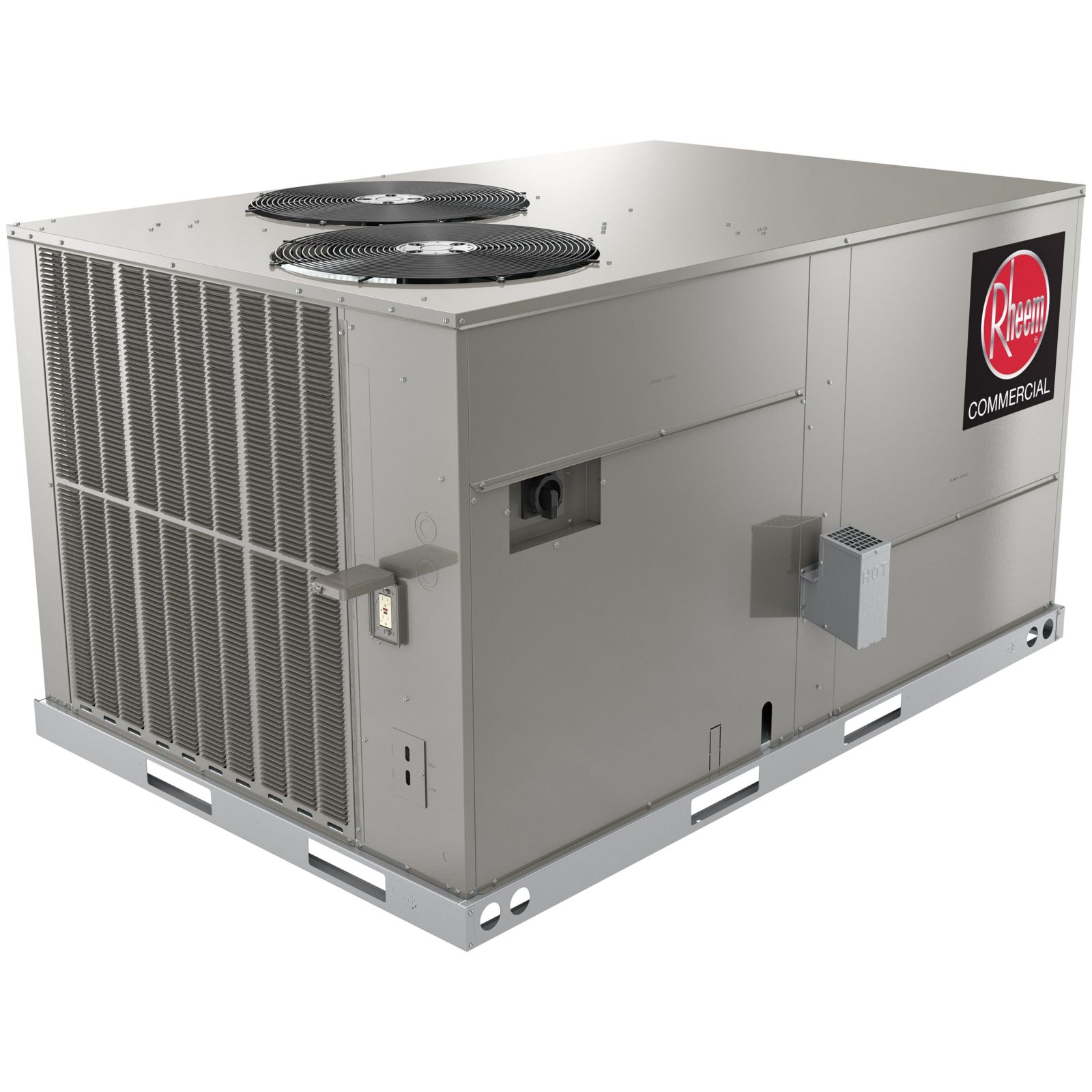 Rheem RGEDZR090ACA152AAAA0 - Commercial Classic® Series 7 1/2 Ton Package  Gas/Electric Unit, R410A, 208-230/3/60 --- 5589365565245357Gemaire