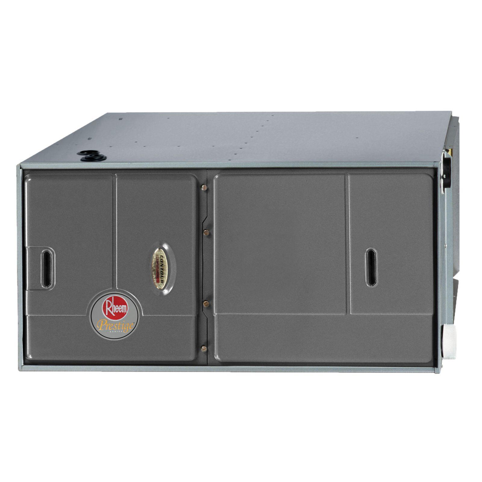 Rheem Rgjf 09ezcms Prestige Series 90 Afue Modulating 90k Btu Gas 1 X 2000 Furnaces Wiring Furnace With Comfort Control System