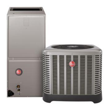 Rheem Ahri 7489178 3 Ton 14 Seer Classic Series Rp1436aj Rh1t3617 Heat Pump Split System 1425492753156