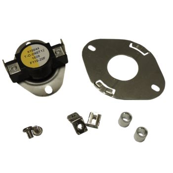 Supco Shf250 Fan Control Thermostat Close On Rise Cut Out At 220 F In 250 30 Diffeial 1425492753891