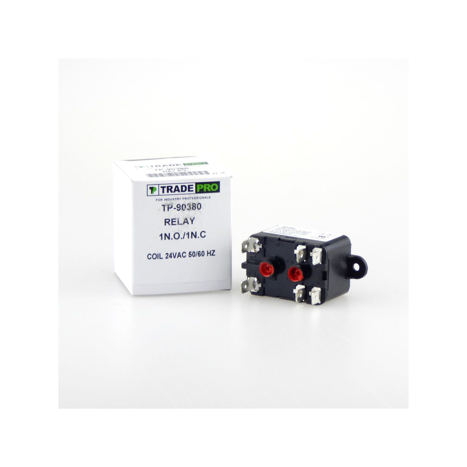 tradepro® tp 90380 relay 24 vac 1 no 1 nc 1366804064877 view full size in new tab