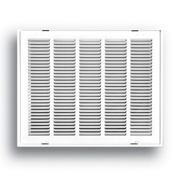 Truaire 190rf 36x24 Steel Return Air Filter Grille With